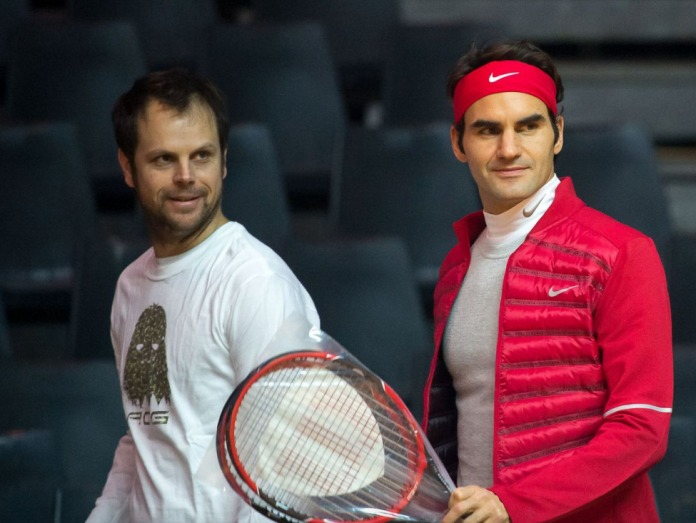 Stagione finita per Roger Federer