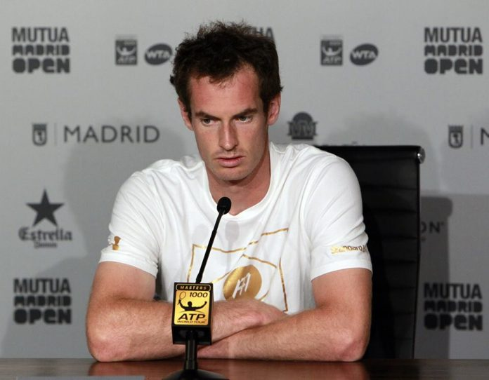 Madrid 2017 Murray Intervista