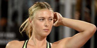 L'algido sguardo di Maria Sharapova