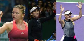 Halep, Muguruza o Wozniacki: chi numero 1 al mondo all'Australian Open?
