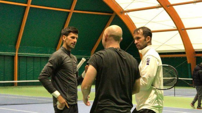 Mubadala, subito un altro stop per Novak Djokovic. Anche Murray ko