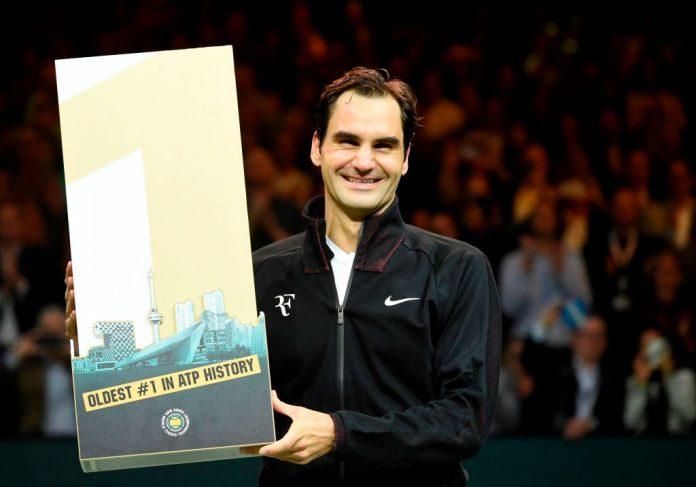 Il Federer Express è ripartito da Rotterdam