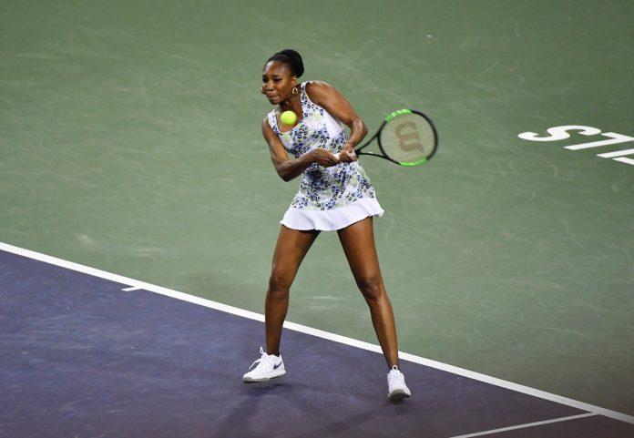 Tennis, Venus vince il derby delle