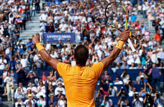 Barcellona, Nadal profeta in patria: batte Goffin, in finale con Tsitsipas