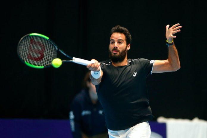 ATP San Pietroburgo: Caruso vince il derby con Fabbiano