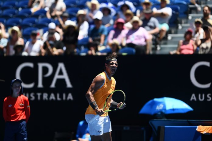 Tennis: Australia, avanti Sharapova, ok 3 italiani su 4