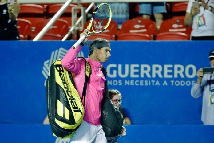 Nadal crolla contro Kyrgios, bene Isner — ATP Acapulco