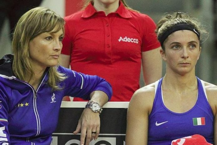 Tennis, Fed Cup: Svizzera-Italia 3-0, Giorgi fa cadere l'ultima speranza
