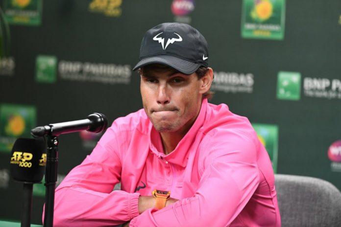Indian Wells 2019, salta semifinale Federer-Nadal: Rafa dà forfait