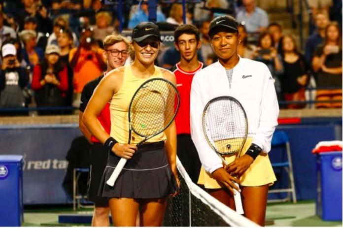 Bianca Andreescu trionfa nel torneo di casa