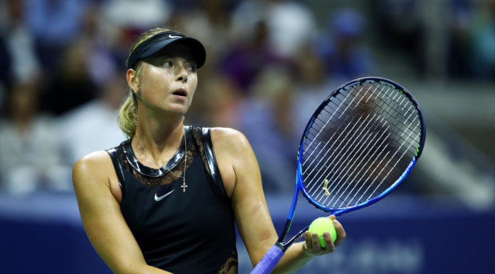 Maria Sharapova Us Open 2017