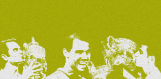 Federer, Nadal, Djokovic, Wimbledon, Roland Garros, Australian Open