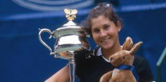 Monica Seles Australian Open 1996
