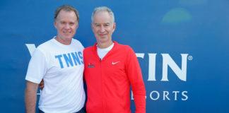 "Patrick McEnroe positivo al Coronavirus: ""Ora sto bene"""