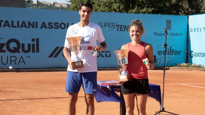 Tennis, campionati italiani: la finale sarà Arnaboldi-Sonego