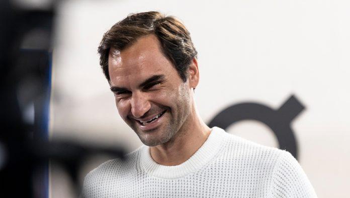 Tennis, Federer: