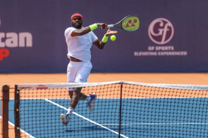 Tennis, Tiafoe positivo al Covid-19: costretto a ritirarsi dall'All-American Team Cup