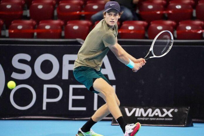 Sinner vince ancora, ora sfida con de Minaur nei quarti — ATP Sofia